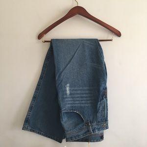 Bill Blass Bootcut Fit Jeans